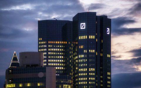 比特币扰乱银行业务,德意志银行将在2022年前裁员18,000人