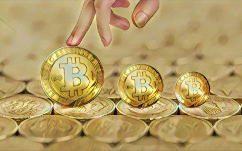 彭博社:比特币正逐渐失去市场控制力,逐渐被竞争币取代