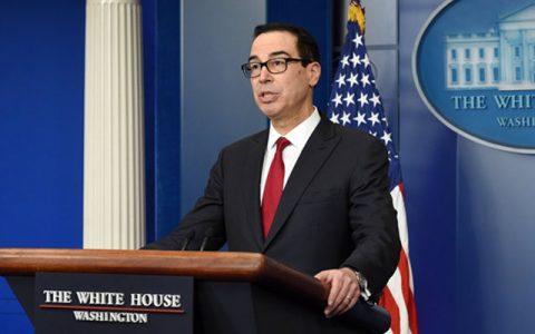 美国财长:10年内不会再谈比特币,保证不会买比特币