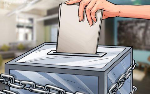 西弗吉尼亚州公民使用区块链移动投票应用