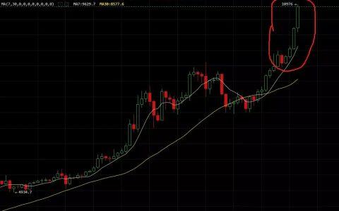 肖磊:比特币再次突破1万美元,到底是骗局还是革命?