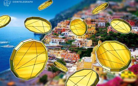 """那不勒斯市长反对""""腐败""""的欧元,计划推出自治的加密货币"""