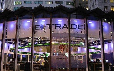 继TD Ameritrade后,美国大型股票交易所eTrade或也将提供BTC和ETH交易