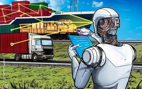 沃尔玛最新的区块链专利允许机器人在供应链中进行配送