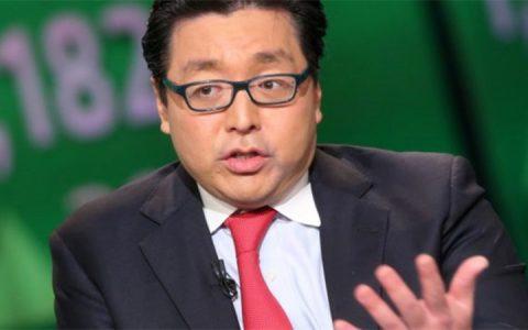 Tom Lee:BTC是真正的安全避风港,2019年底潜在历史新高