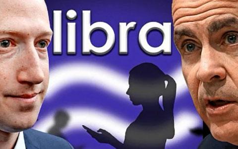 英格蘭銀行行長與扎克伯格私下會面,討論Libra
