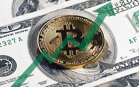 比特币价格回到10500美元,对加密市场的支配率达70%