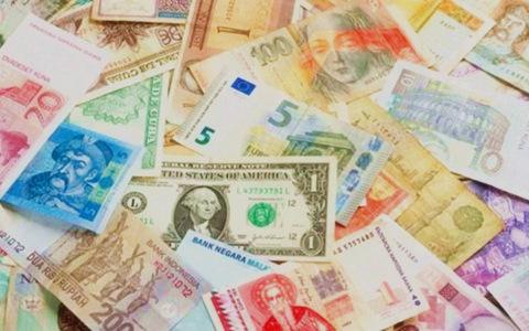 一张图读懂世界货币及市场