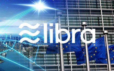 欧洲央行高管称,Libra可解决全球支付系统失灵的问题