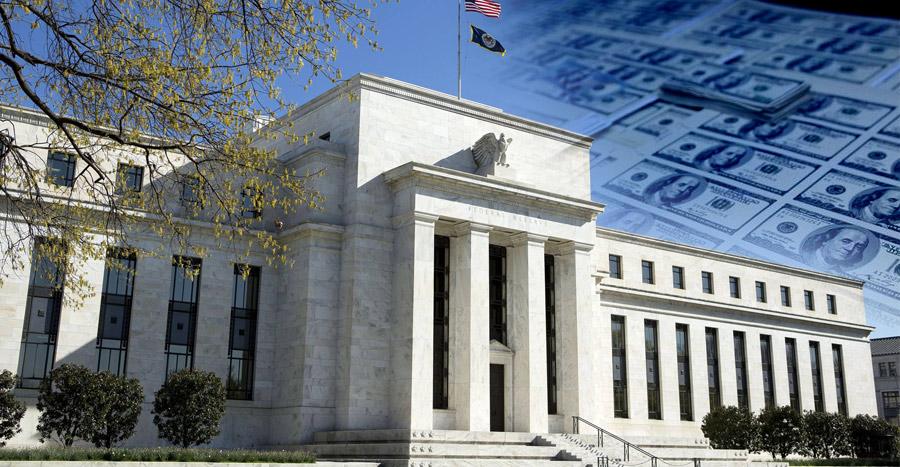 美联储刚刚印出超过比特币整个市值1.5倍的钱