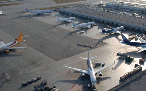 迈阿密机场出现比特币柜员机,美国2周增加了100多台