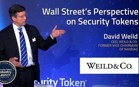 纳斯达克前副主席David Weild:数字证券是区块链与金融的历史性交汇