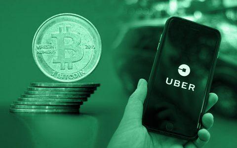 Uber启动Uber Money计划以进入加密货币领域