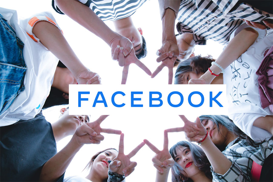 Facebook为重塑其品牌形象,推出新的公司徽标
