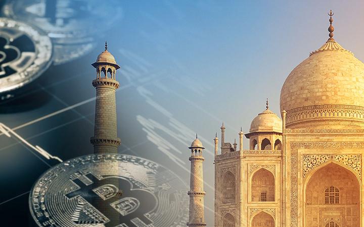 """印度可能成为下一个""""加密大国"""""""