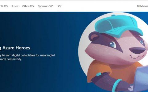 微软宣布在其区块链平台Microsoft Azure上,奖励以太坊徽章收藏品