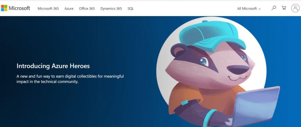 微软宣布启用区块链平台Microsoft Azure,并奖励以太坊徽章