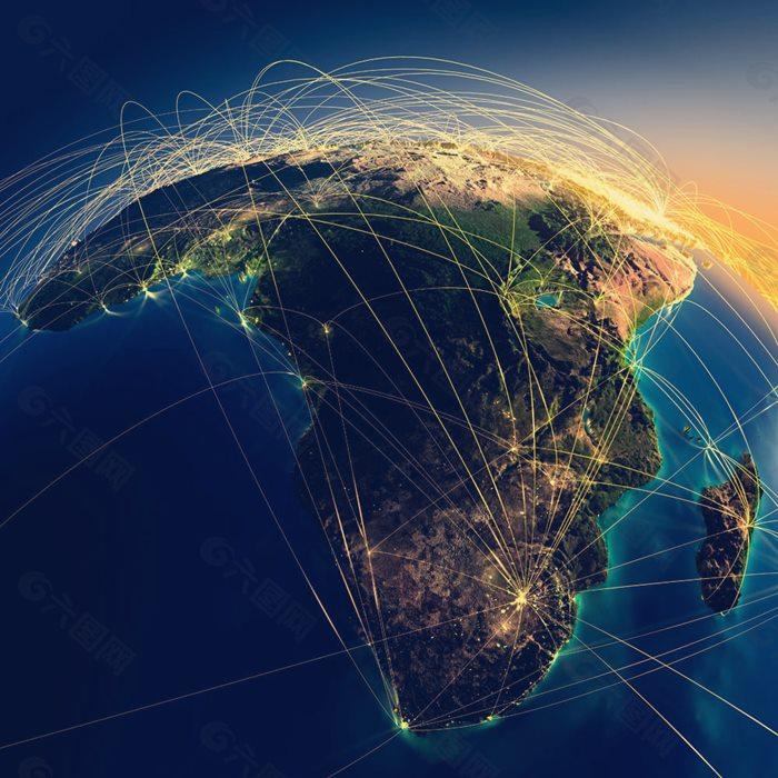 非洲国家的比特币交易量,创历史新高