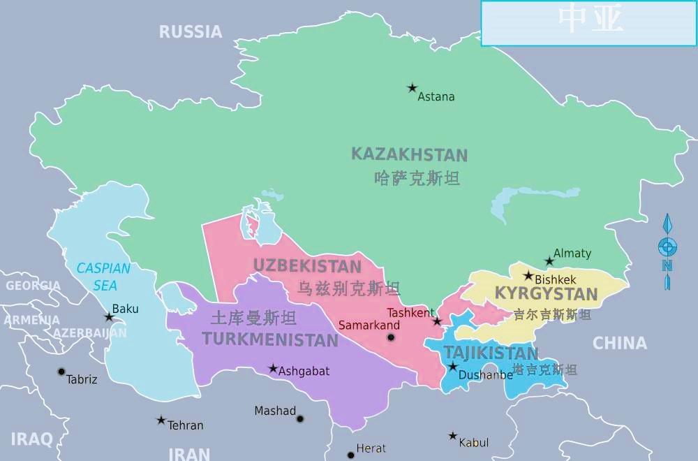 从医疗保健到采矿,中亚地区始终拥抱区块链技术