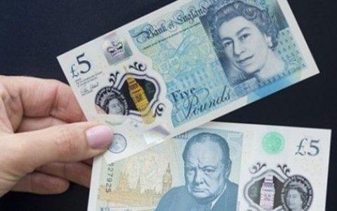 英国:发行数字货币,还是发行塑料钞,这是一个问题