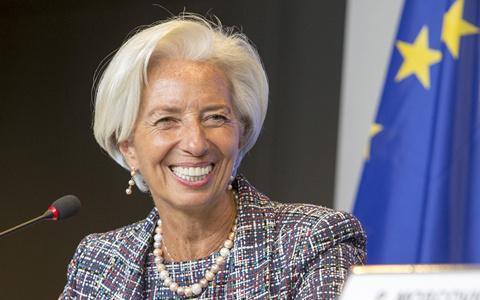 欧洲央行行长:希望发展数字货币,不会阻止私人企业参与