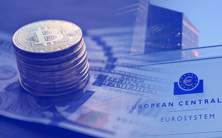 欧洲中央银行组建数字货币工作组