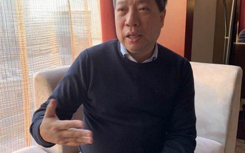 容淳铭院士:区块链体制还是基于美国 中国或弯道超车