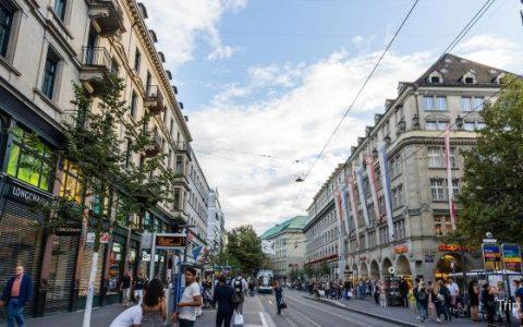 瑞士房地产公司使用区块链完成1.34亿美元的交易