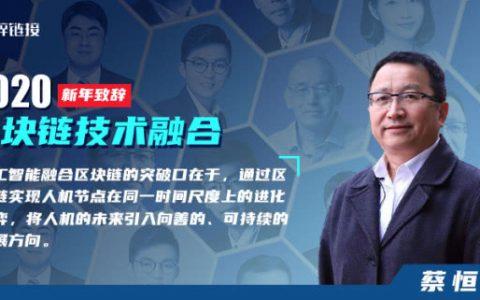 武大教授:A+B(AI融合Blockchain)是未來區塊鏈和人工智能技術的發展方向