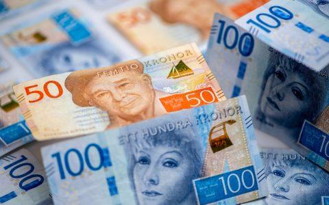 世界上最无现金的经济体开始测试自己的电子货币