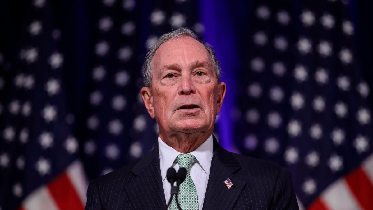 """美国总统候选人Michael Bloomberg:提议为加密货币创建""""明确的监管框架"""""""