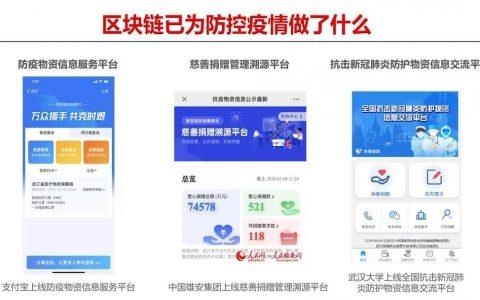 信通院何宝宏:疫情下,区块链助力公益平台建设