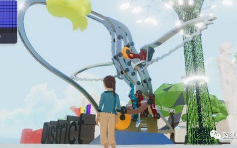 Decentraland初体验:基于以太坊的虚拟世界