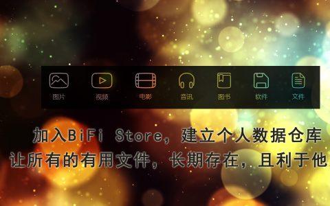 遇到才知道,2020年最佳云存储和文件共享服务:BiFi Store