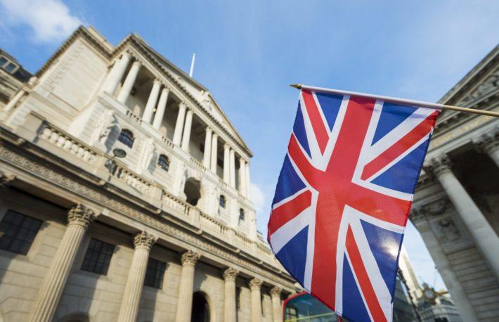 """英国央行考虑数字货币的""""关键"""":平衡现钞"""