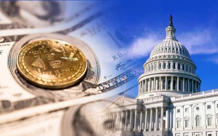 美国国会议员提出了2020年加密货币法案