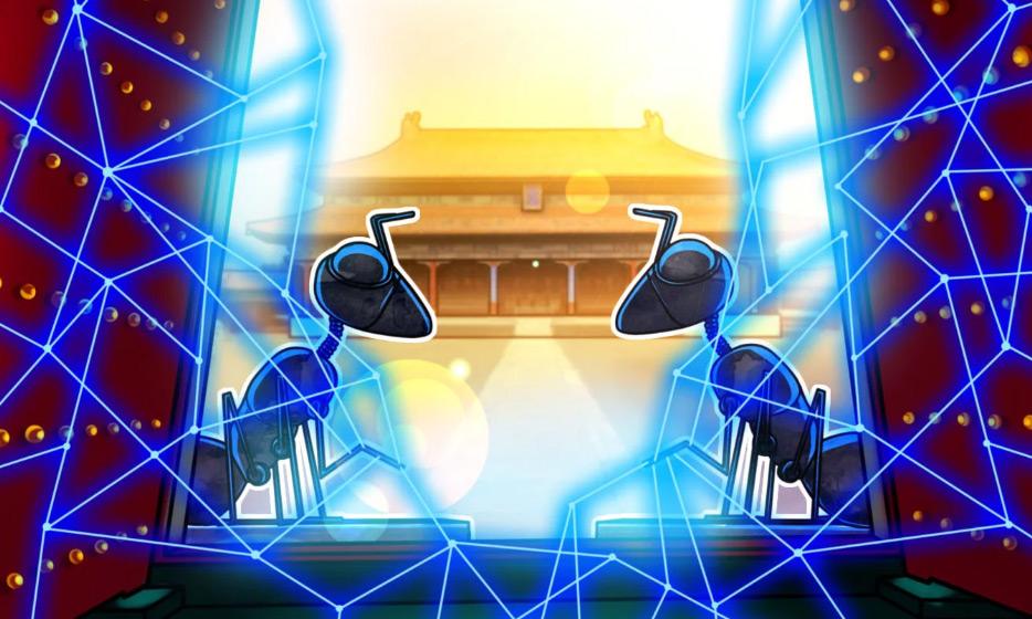 区块链相关交易正在从美国转移到中国