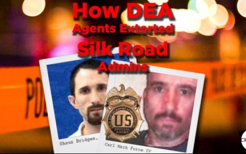 比特币秘史:丝绸之路敲诈案幕后黑手竟是美国DEA探员