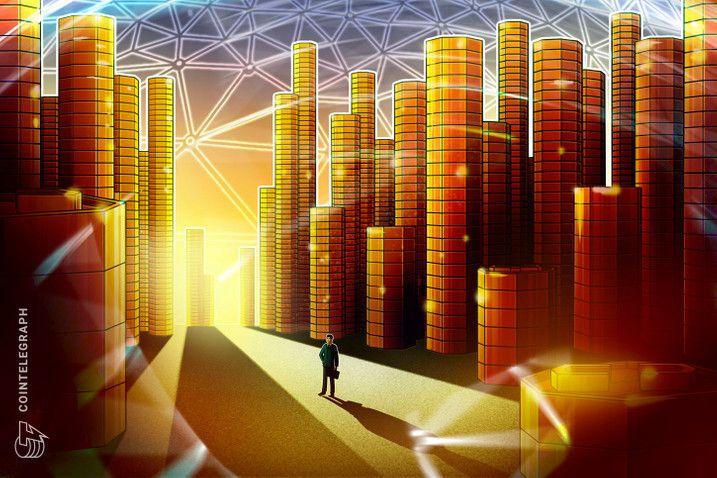DeFi总市值重回10亿美元,新DeFi协议激增