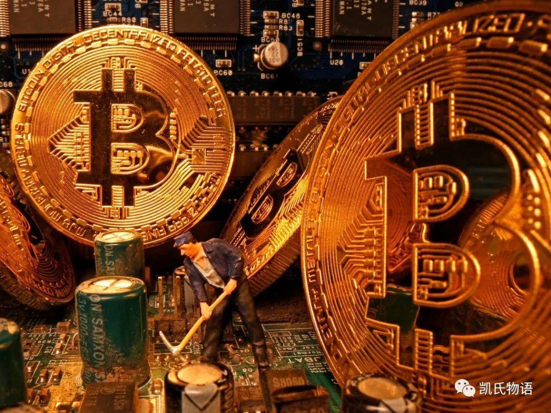 凯氏物语:站在历史拐点的美元与比特币
