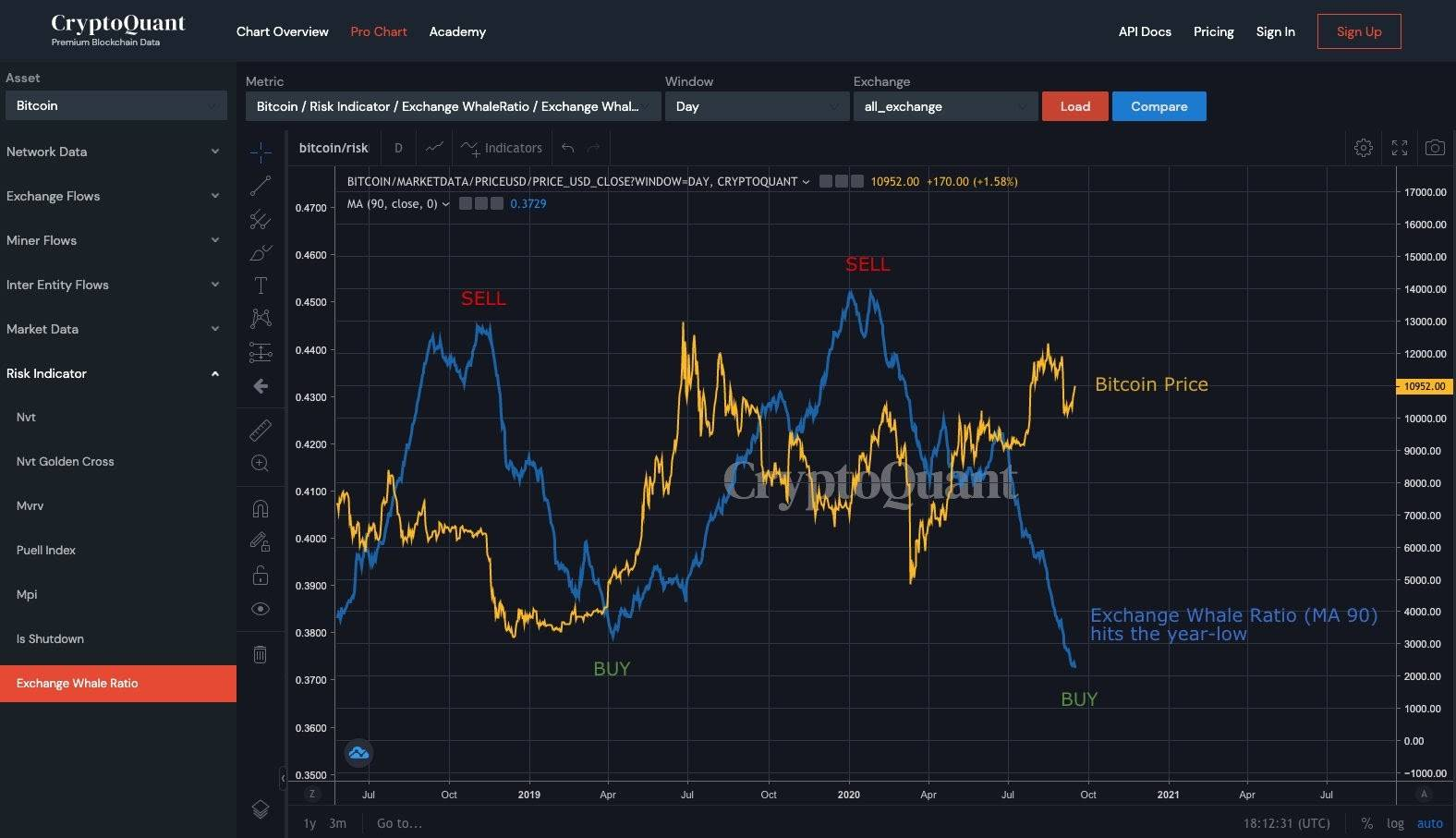 比特币新一轮牛市?数据显示:鲸鱼和机构正在囤积比特币