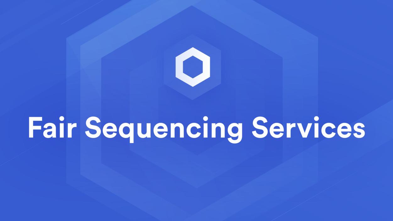 公允排序服务:建立可验证的公允DeFi生态