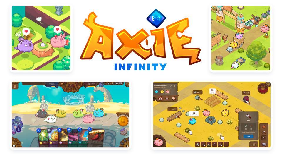 对话AXIE Infinity COO:如何打造天价NFT游戏?