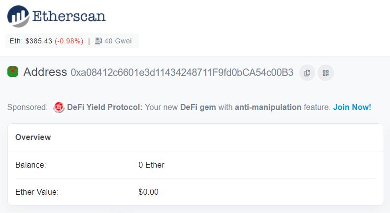 DeFi必备技能,一文教你如何保护自己的以太坊钱包
