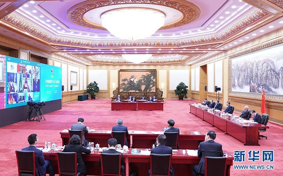 习近平:G20要以开放和包容方式探讨制定法定数字货币标准和原则