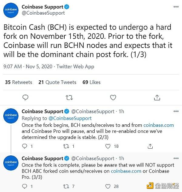 观察 | BCH硬分叉3天倒计时,BCHN目前占据主导地位