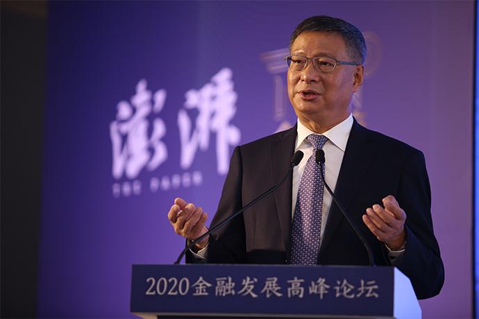 中国银行前行长李礼辉:中国应积极争取全球数字金融话语权