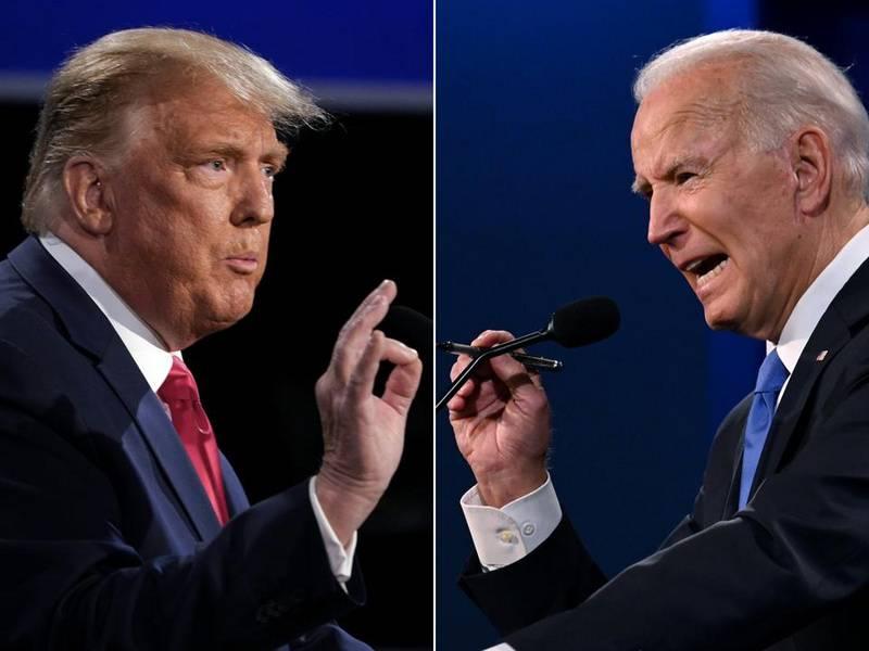 Bitcoiner小调查:你希望谁是下一任美国总统?