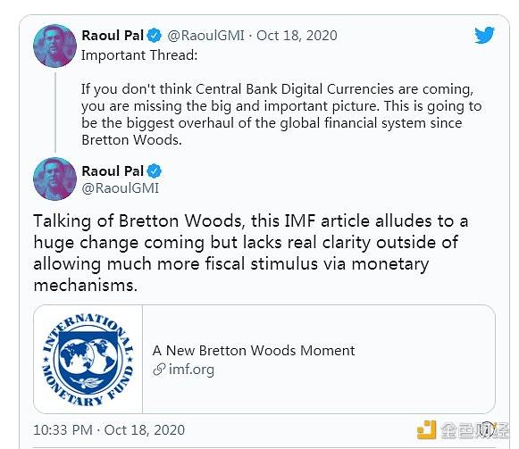 BTC比以往任何时候都接近成为全球储备货币