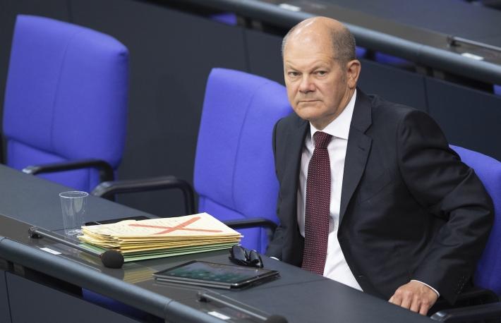 德国财政部长表示他不支持私人加密货币